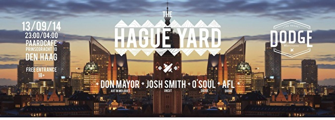 The Hague Yard (flyer)