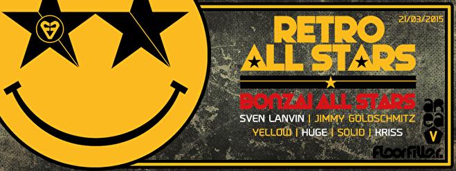 Retro All Stars (flyer)
