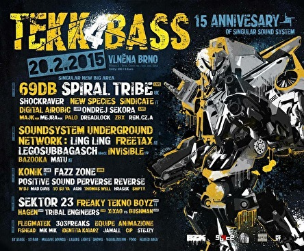 flyer Tekk4Bass