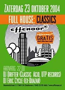 Full House (flyer)