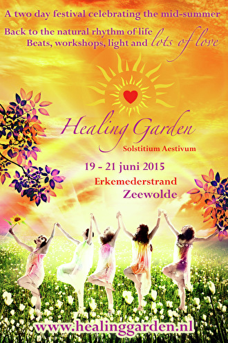 84b62e6b7a83cb Driedaags midzomerfestival Healing Garden combineert beats & bewustwording