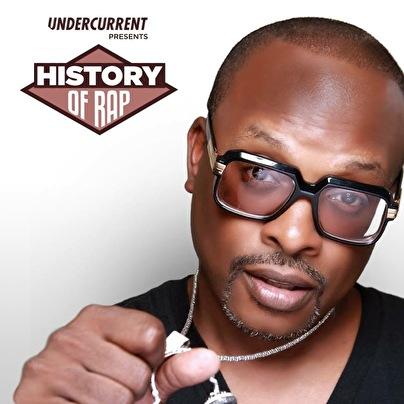 History Of Rap (flyer)