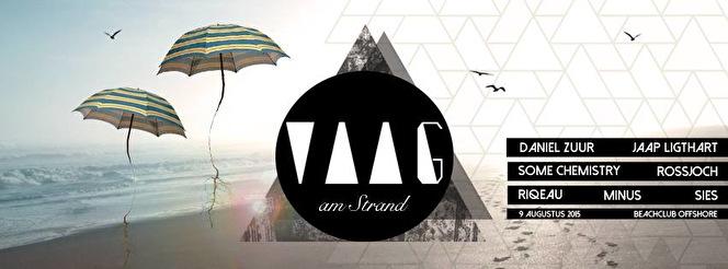 VAAG am Strand (flyer)