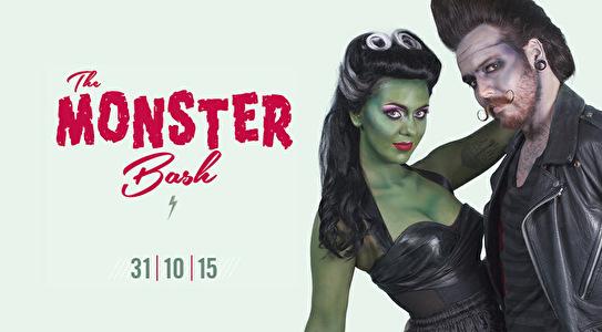 31 Oktober Halloween Amsterdam.The Monster Bash Halloween Party 31 Oktober 2015 Panama
