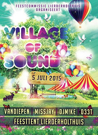 Village of Sound (flyer)