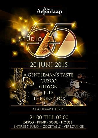 Studio 55 - Tickets, line-up & info