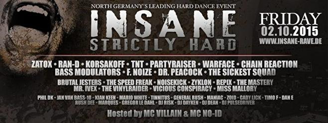 Insane (flyer)