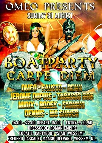 Boatparty (flyer)