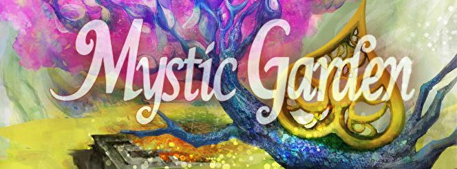 Mystic Garden Festival (flyer)
