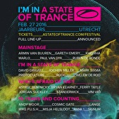flyer A State of Trance Festival