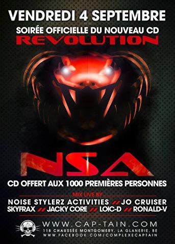 Revolution NSA (flyer)
