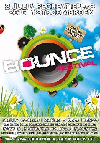 Bounce Festival (flyer)
