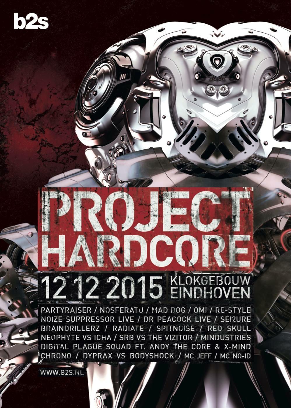 Project Hardcore 87