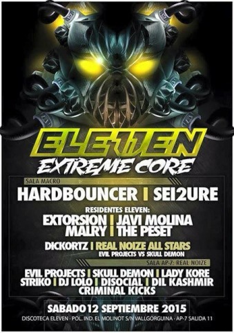 Extreme Core (flyer)
