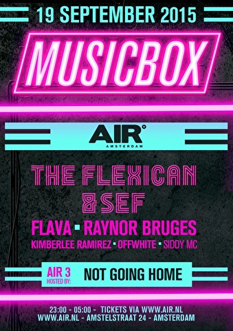 Music Box (flyer)