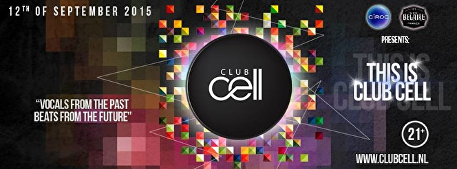 This is Club Cell (flyer)
