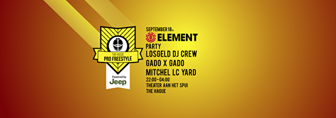 Element party (flyer)