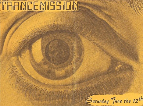 Trancemission (flyer)