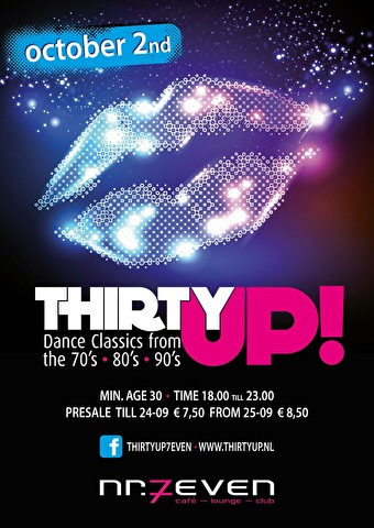 ThirtyUp! (flyer)
