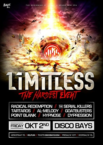 Limitless (flyer)