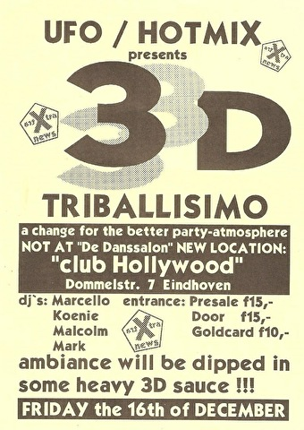 3D Triballisimo (flyer)