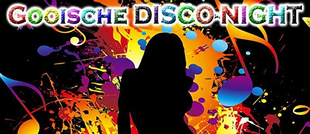 Gooische Disco Classics Party (flyer)