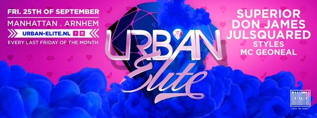 Urban Elite (flyer)