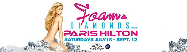 Foam & Diamonds (flyer)