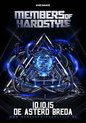 Members of Hardstyle (flyer)
