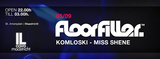 FloorFiller (flyer)