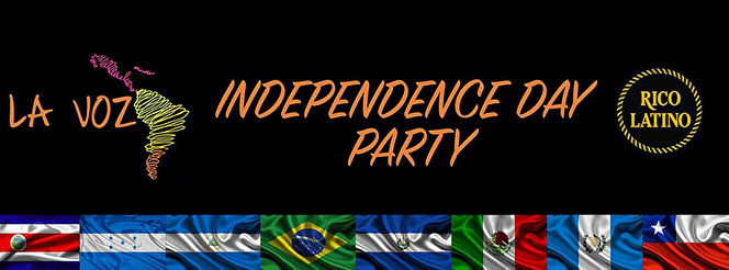 Independence Day Party (flyer)