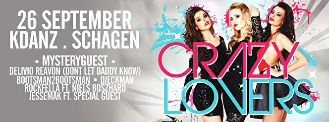 Crazy Lovers (flyer)