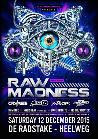 RawMadness (flyer)
