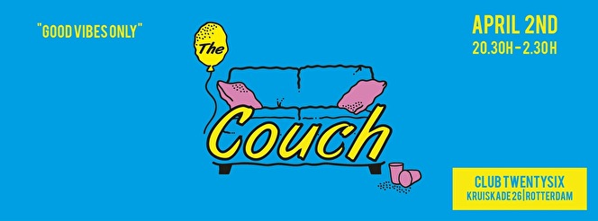 The Couch (flyer)