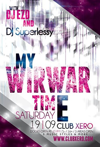 My WirWar Time (flyer)