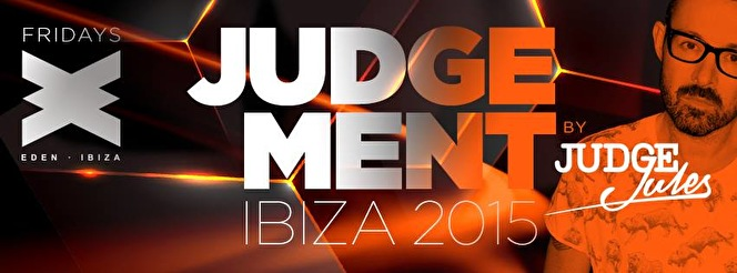 Judgement by Judge Jules (flyer)