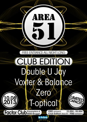 Area 51 (flyer)