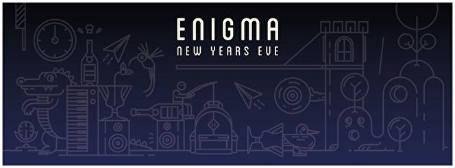 Enigma NYE (flyer)