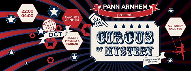 Circus of Mystery (flyer)