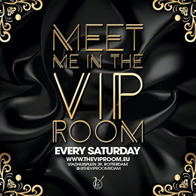Meet me in The VIP Room (flyer)