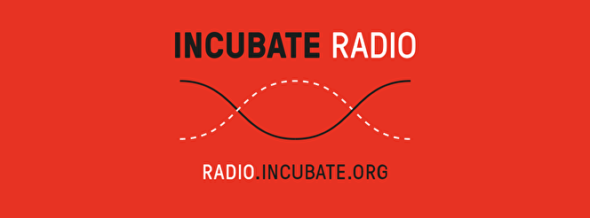 Incubate Radio (flyer)