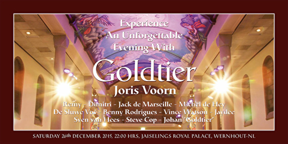 Goldtier (flyer)