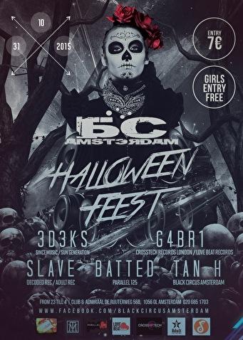31 Oktober Halloween Amsterdam.Halloween Feest 31 Oktober 2015 8 Amsterdam Evenement
