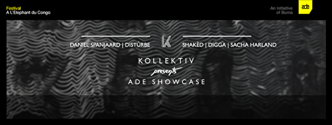 Kollektiv Showcase (flyer)
