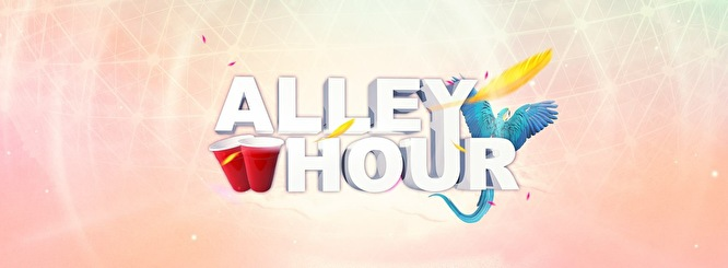 Alley Hour (flyer)