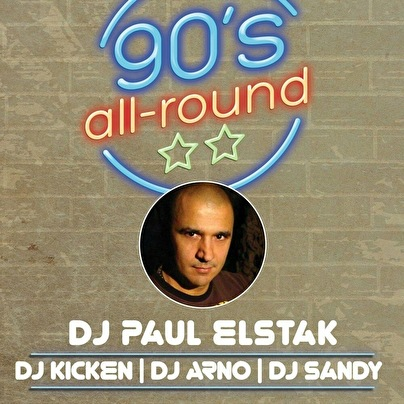90's allround (flyer)