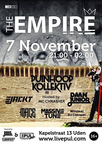 The Empire (flyer)