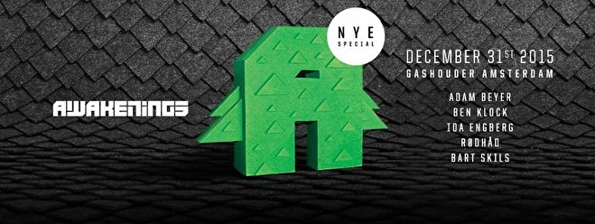 Awakenings New Years Eve Special (flyer)