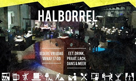 Halborrel (flyer)