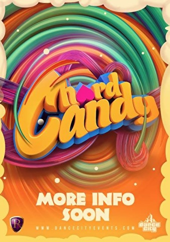 Hard Candy DJ Contest (flyer)